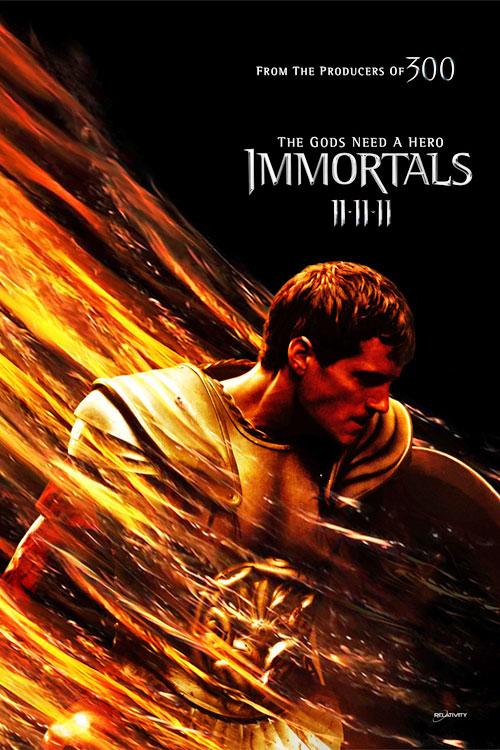 Theseus Immortals
